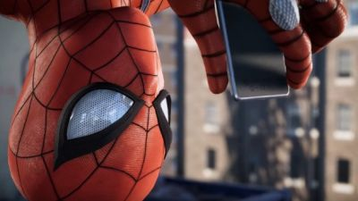 Sony Gives A First Look At Gameplay For Insomniac's Spider-Man