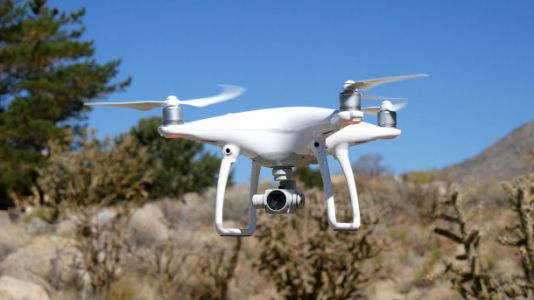 FAA is investigating whether or not a drone caused a helicopter crash