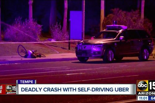 Uber ends self-driving operation in Arizona
