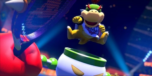 Mario Tennis Aces Is Finally Doing Something About Bowser Jr