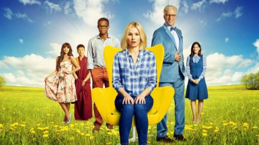 Fork yes:  The Good Place reviendra pour une saison 3
