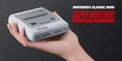 There's a way cooler version of the tiny $80 Super Nintendo - but you won't be able to buy it in the US