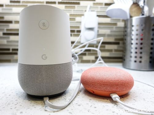 Google Home with display will reportedly support YouTube and web browsing