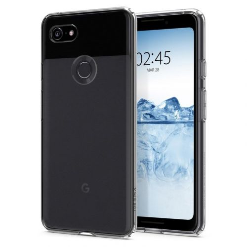 Show off your Pixel 3 while keeping it safe with a clear case