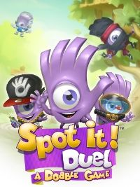 Spot It! Duel has been updated with some neat new features for iOS and Android