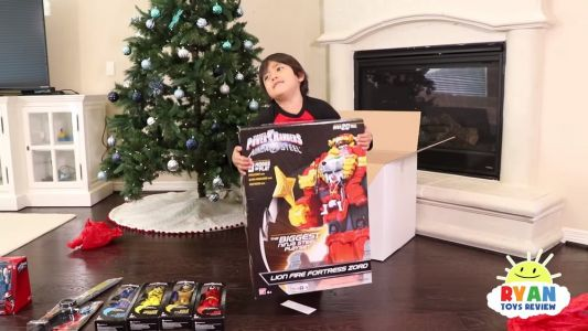 This 6-Year-Old Kid Made $11 Million Reviewing Toys In 2017