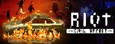 Now Available on Steam - RIOT: Civil Unrest, 15% off!