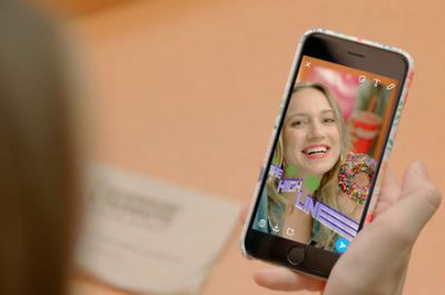 Snapchat doubles down on AR with new sponsored Lenses and geofilters