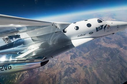 Virgin Galactic's latest test flight will take it to the edge of space