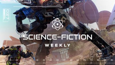 Science-Fiction Weekly - Comparing The Forthcoming 'Dark Souls In Space' Games