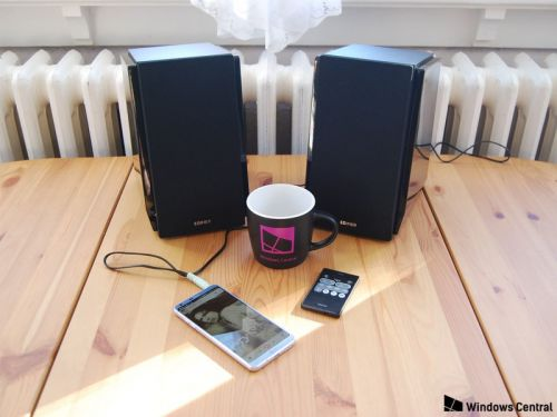 Edifier's R1850DB bookshelf speakers are versatile and have great sound