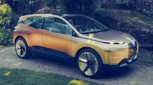 BMW iNext Concept: Electrification, Self-Driving, and Style