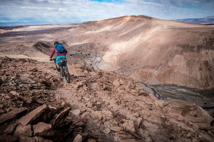 'Beyond Trails: Atacama' is Osprey's film of human-powered exploration