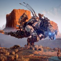 Making Horizon: Zero Dawn's Machines feel like living creatures