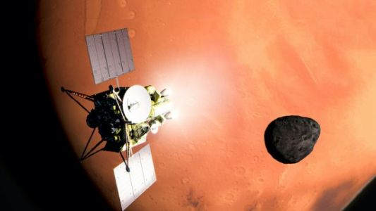 Japanese Mission to Martian Moons Is a Go