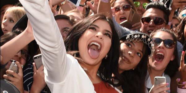 Kylie Jenner's tweet about dumping Snapchat made one group of investors $163 million