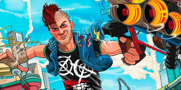 Sunset Overdrive Is Now On Steam