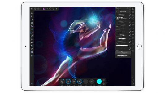 Affinity Photo for iPad gets an update