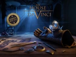 Step into a suite of historic mystery in 3D puzzler The House of Da Vinci