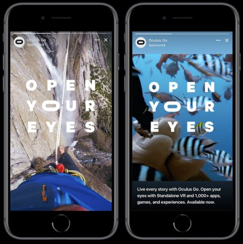 Facebook Stories reveals 150M daily viewers and tests first ads