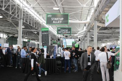 Sign up for a free Featured Pavilion exhibit at Disrupt SF