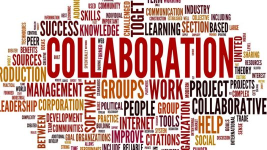 The secret of successful collaboration