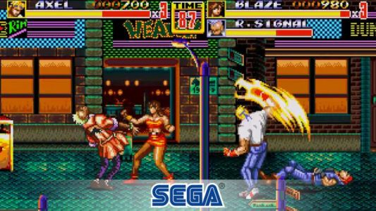 Sega Classics compilation heads to Amazon Fire TV today