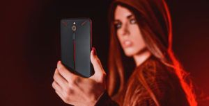 Nubia's Red Magic gaming phone has built-in RBG lighting