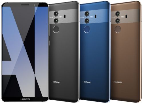 The Mate 10 Pro breaks Western Europe pre-order records says Huawei
