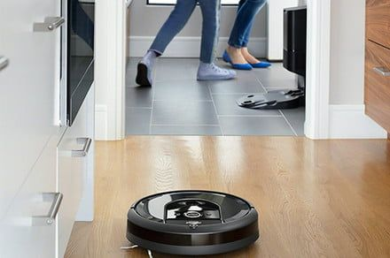 Amazon's deal on the iRobot Roomba i7 saves you $100 on a premium robot vacuum