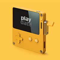 The Playdate is a new crank-clad handheld from Firewatch publisher Panic