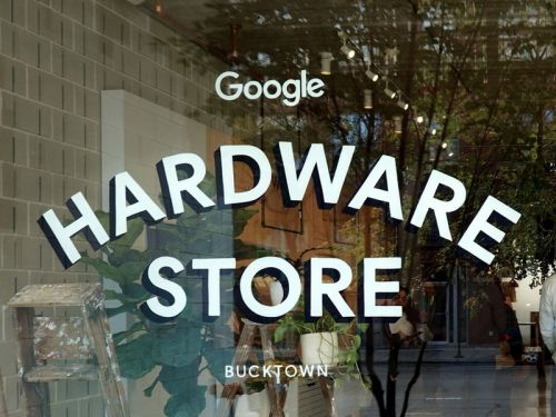 Google's pop-up stores are now open in New York and Chicago