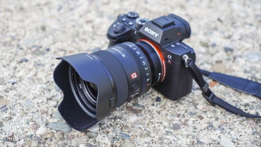 The FE 24mm f/1.4 GM is Sony's new premium wide-angle prime lens