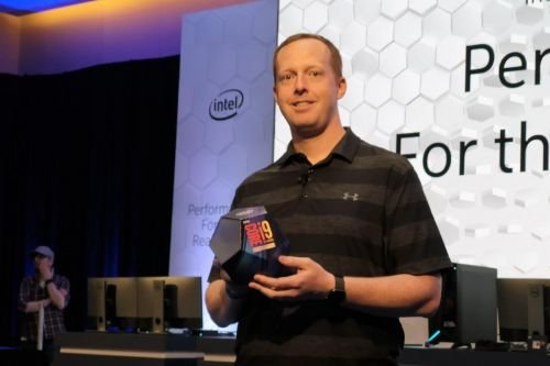 Intel's reveals the beastly Core i9-9900KS, likely its fastest gaming chip
