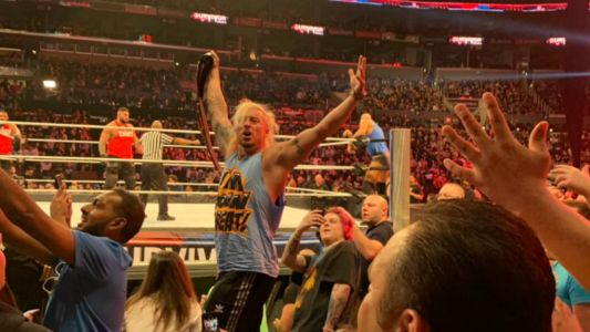 Enzo Amore Appeared At WWE's Survivor Series PPV, Was Promptly Kicked Out