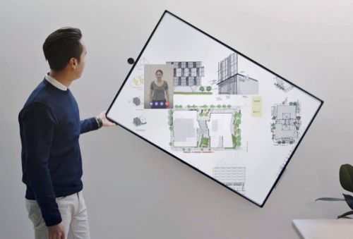 Microsoft's new Surface Hub 2 is $9,000, or you can turn any TV into a giant touchscreen for $272