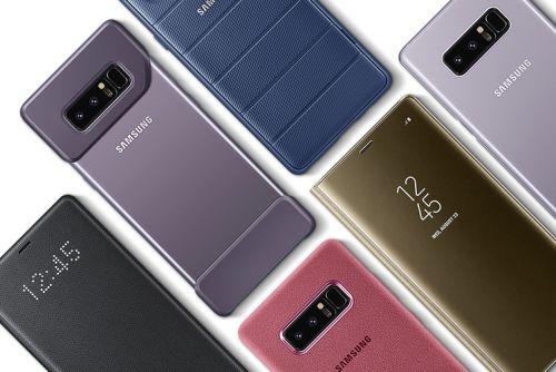 The best accessories for the Samsung Galaxy S8 and Samsung Galaxy Note8