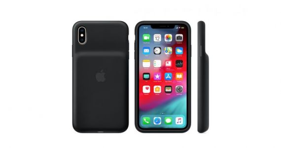 Apple launches battery cases for the iPhone XS, XS Max, and XR at $129