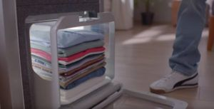 FoldiMate is a robot that folds all your clothing