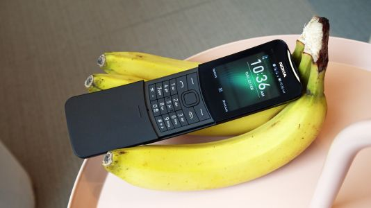 The banana phone returns: everything you need to know about the Nokia 8110 4G