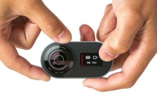 Rylo 360 camera gets new mode, Bluetooth remote in app update