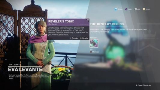 Destiny 2 Arbalest How-To Guide: Get The Revelry's Exotic Gun Fast