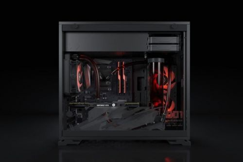 Water-cooling specialist EKWB starts selling complete custom gaming PCs