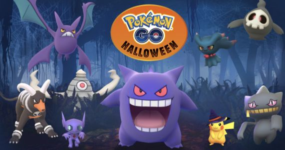 Pokémon Go's Halloween event will bring new Pokémon, double candy, and more