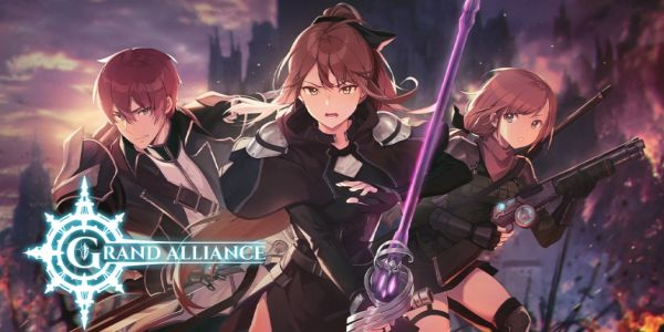 Grand Alliance, Crunchyroll Games' original, anime-inspired action-RPG, is available now for iOS and Android