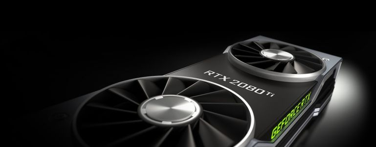 NVIDIA's $1,200 RTX 2080 Ti is the fastest GeForce card ever
