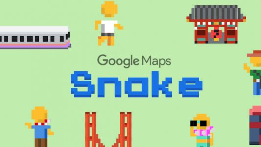Relive your Snake addiction with Google's April Fool's gag
