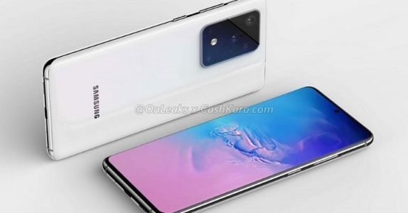 Samsung Galaxy S20 Ultra 5G Official Renders Leaked, Confirms 100x Zoom and Space Zoom