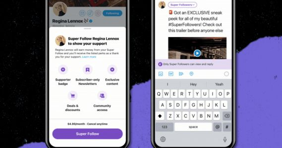 Twitter's new 'Communities' and 'Super Follows' will make it more like Facebook and Patreon