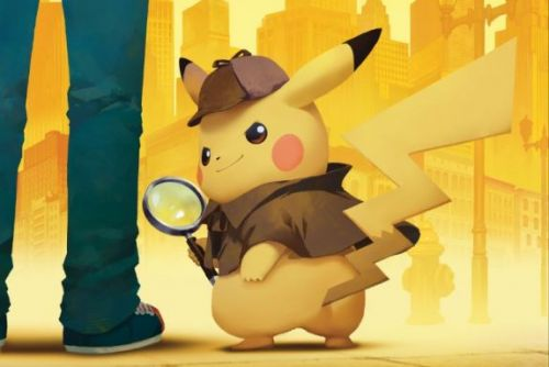 Detective Pikachu US release confirmed with a giant amiibo